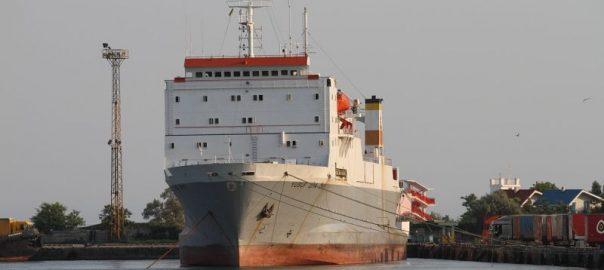 Morskoi port Evpatorii