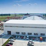 Logisticheskii tsentr v Domodedevo